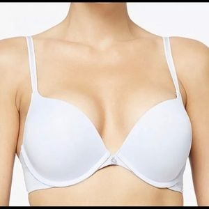 Padded push up bra + 2 full cup sizes !